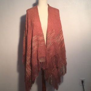 World Market shawl